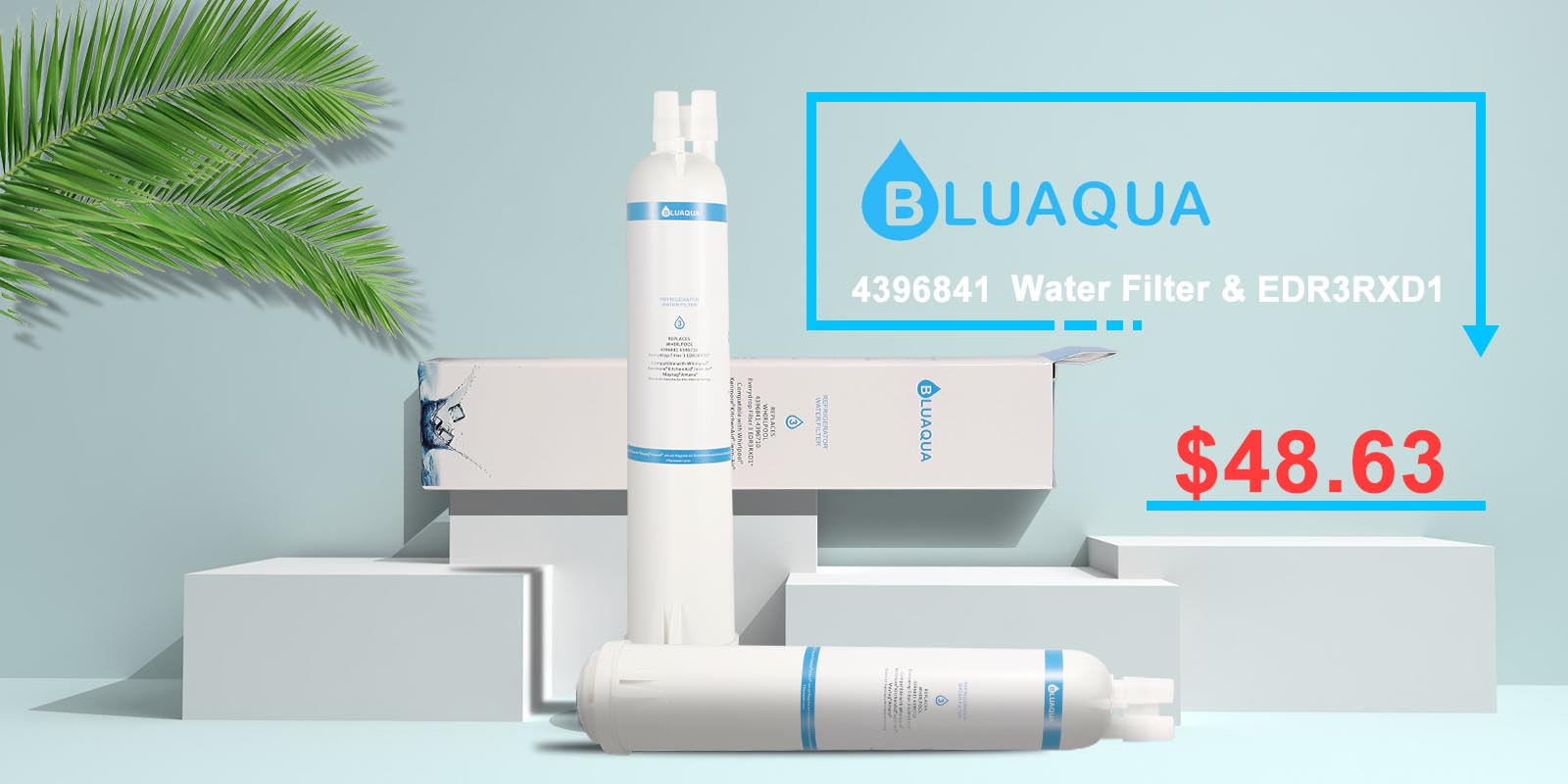 Refrigerator Water Filters | Up to 50% off | Superfilter Store