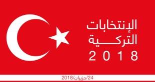 الانتخابات التركية 2018