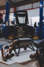 IMG_8896 Akrapovic Titanium Exhaust Supercharged Huracan VF Engineering