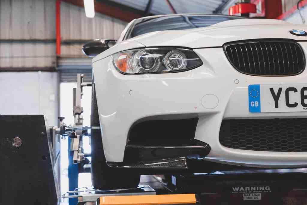 BMW Fast Road setup