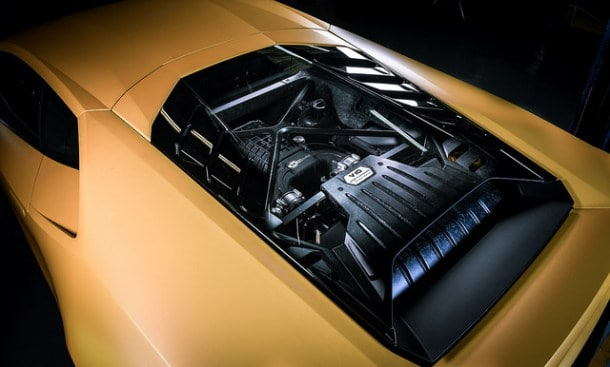 Huracan supercharger conversion