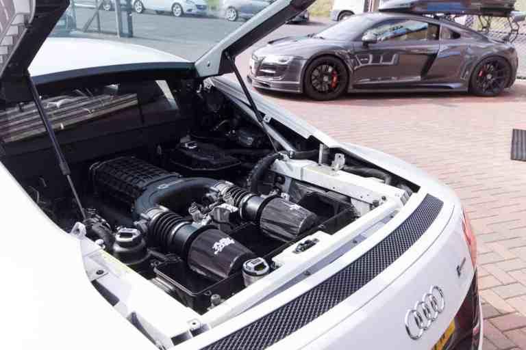 Supercharger conversions