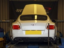 Bentley Rolling Road Dyno