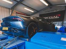 Regal Huracan Rolling Road Dyno