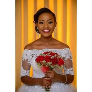 Bridal Bouquet 114