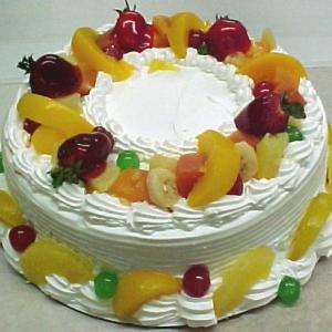 Cake 005 - mix fruit cake