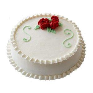 Cake 003 white cream cake