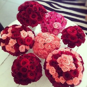 VIP Luxury Bouquet Sizes