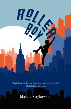 Fitzroy Books, Roller Boy by Marcia Strykowski