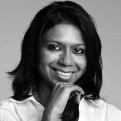 Fitzroy Books author Roopa Raveendran Menon