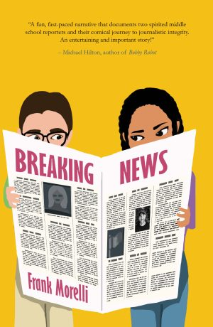 Breaking News by Frank Morelli