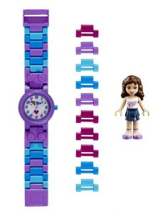 orologio bambina lego