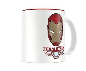 tazza supereroi marvel