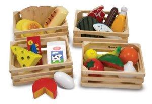 giocattoli per bambini di 2 anni giocattoli per bambini di 3 anni gioco 2 3 anni spesa frutta verdura legno