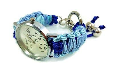 regali utili orologio fatto a mano