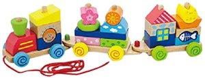 giocattoli per bambini di 1 anno giocattoli per bambini di 2 anni trenino legno bambini due anni