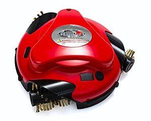 robot per pulire barbeque