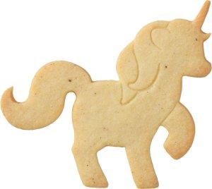 stampo per biscotti unicorno