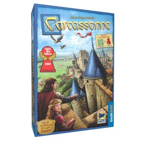 migliori party game carcassonne