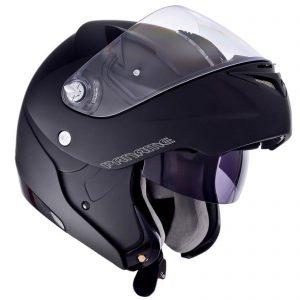 casco modulare moto versatile