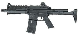 fucile softair in metallo cx08 concept
