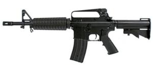 fucile softair full metal modello m4 nero