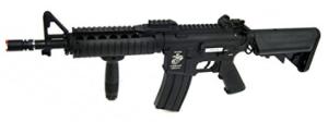 fucile softair completamente in metallo modello ras II