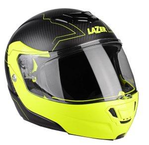 casco modulare migliore in fibra