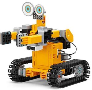 kit robot da costruire cingolato jimu