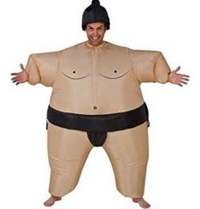 costume per giocare a calcio sumo
