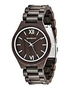 idea regalo ecologica orologio in legno