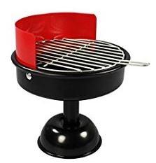 portacenere simpatico a forma di barbecue