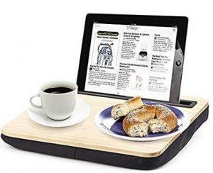 supporto per tablet da letto