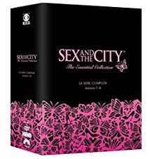 cofanetto serie tv sex and the city
