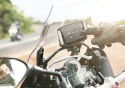 navigatore satellitare da moto