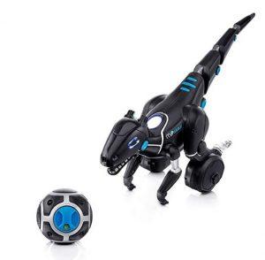 robot giocattolo a forma di dinosauro interattivo