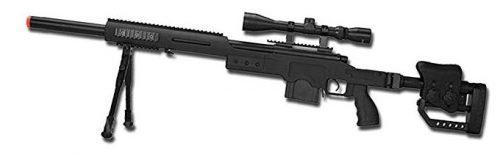 fucile cecchino softair con mirino telescopico panther