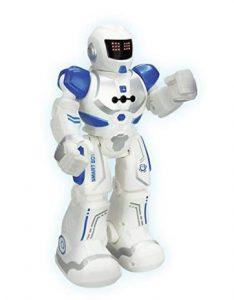 giocattoli robot che ballano e si muovono