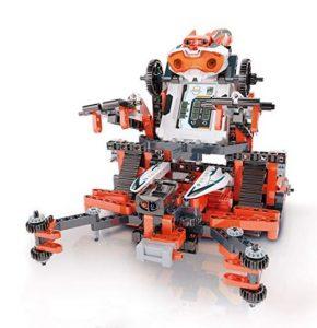 kit robot da assemblare per bambini