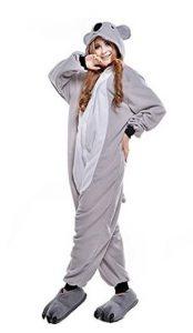 pigiami a forma di animali koala