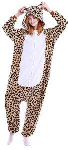 pigiami interi a forma di animale