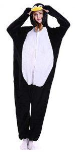 pigiama animale pinguino