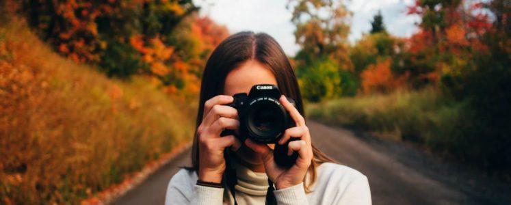 Idee regalo originali per lei ragazza che fa fotografia