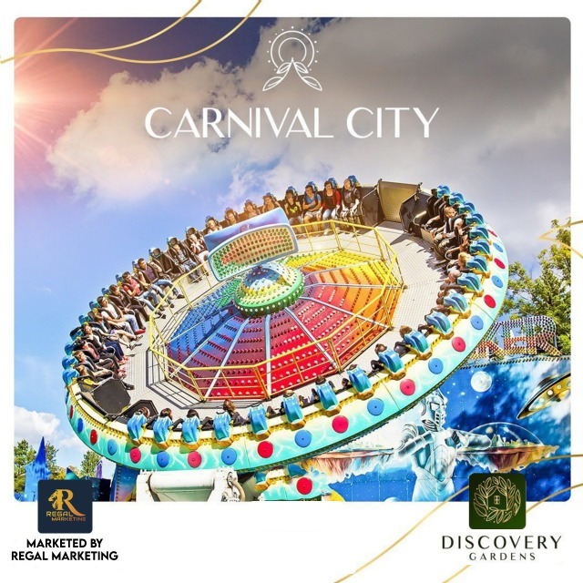 carnival city at discovery garden islamabad
