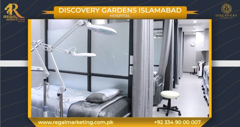 Hospital at Discovery Gardens Islamabad
