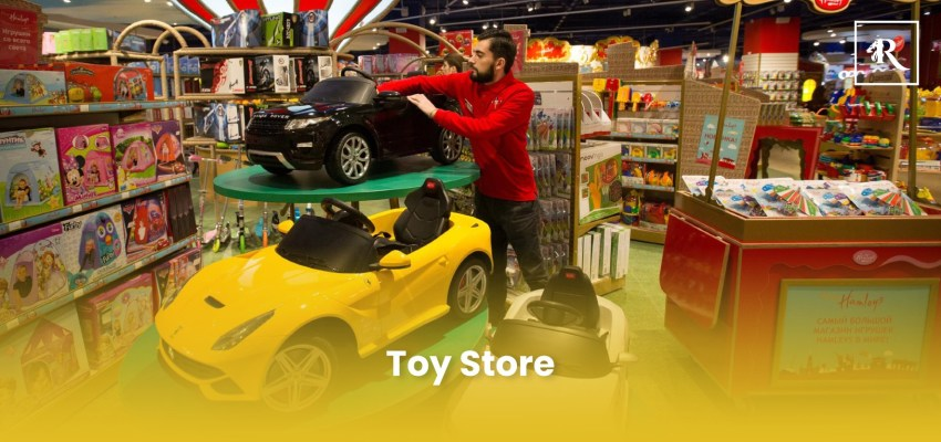 Toy Store business in pakistan