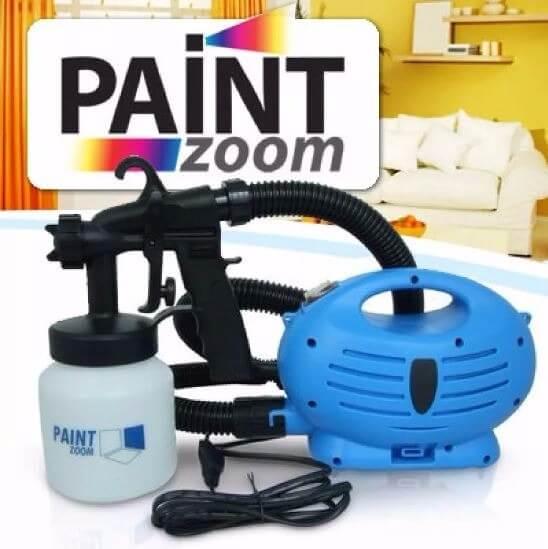 pistola de pintar paint zoom