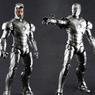 traje de iron man