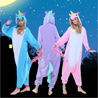 ad055775df Pijamas disfraz de animales de ROYAL WIND - Regalo Para Mujeres