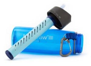 Termo con filtro de agua lifestraw go